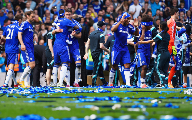 Champions League hero ONLY player released by Chelsea as Blues retain SIX youngsters