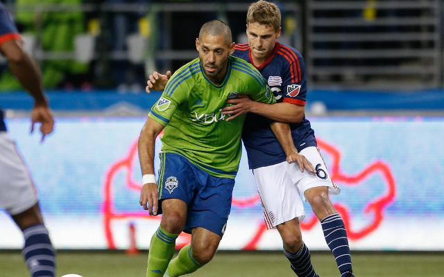 Clint Dempsey suspended three games for incident with MLS ref