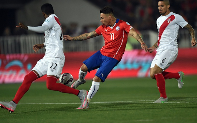 Chile 2-1 Peru video highlights: Eduardo Vargas SCREAMER puts hosts into Copa America final