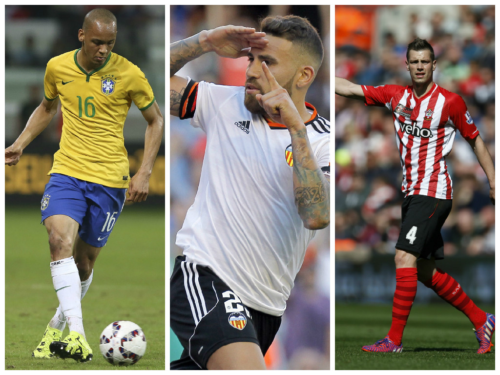 Man United in transfer talks with Brazil defender as LVG looks to COMPLETE £79m triple RAID