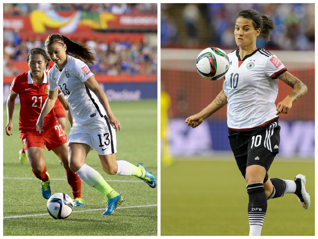 Women's World Cup: Will USA's Morgan lead team to victory over best team in the world?