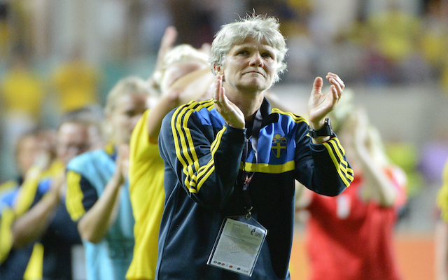 What playing against former coach Pia Sundhage means for the U.S