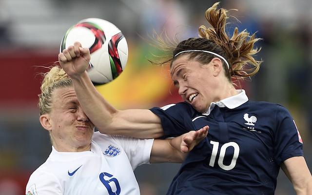France v England wwc