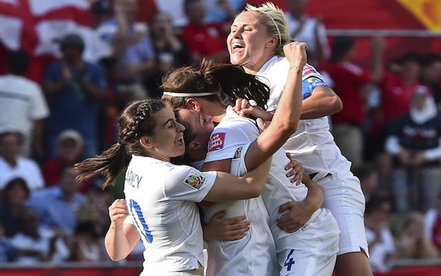 England 2-1 Canada video highlights: Three Lionesses reach FIRST EVER Women's World Cup semi-final
