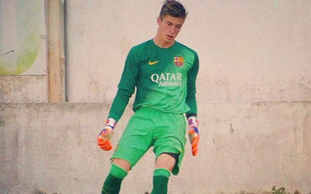 Man United DESPERATE to complete deal for £2.3m Barcelona wonderkid