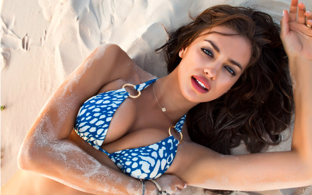 Ten hot photos of Irina Shayk – FIFA-approved WAG bedded by Sepp Blatter and Cristiano Ronaldo!