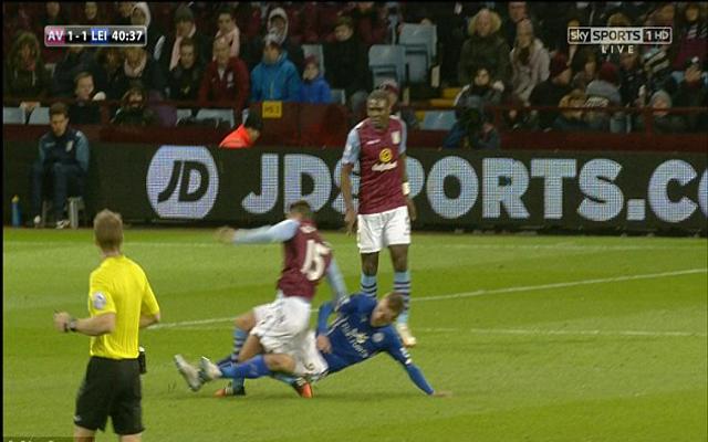 Aston Villa keen to sign striker despite BRUTAL tackle: £15m star to replace Chelsea transfer target