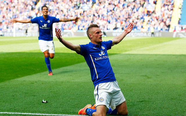 Jamie Vardy goal video: Norwich 0-1 Leicester City – Golden Boot contender nails another one