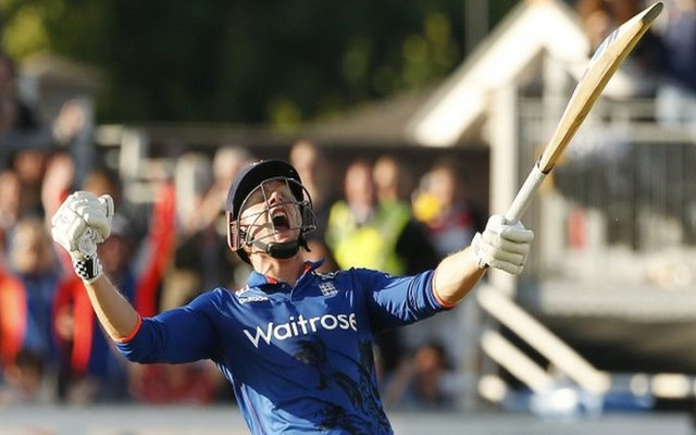 Video highlights: England beat New Zealand as dropped stand-in Jonny Bairstow smashes hosts to ODI series win