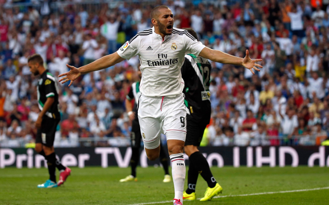 Transfer request will leave Arsenal clear to seal DREAM signing of Karim Benzema