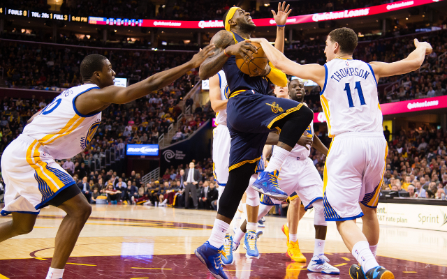 NBA Finals 2015: 5 Key match-ups between Golden State Warriors and Cleveland Cavaliers