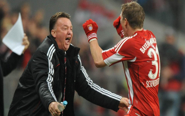 Man United boss to reunite with UPSET German star