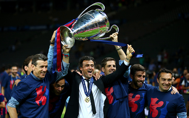 Ranking the world's top 10 football managers: Treble puts Luis Enrique among Chelsea & Arsenal bosses