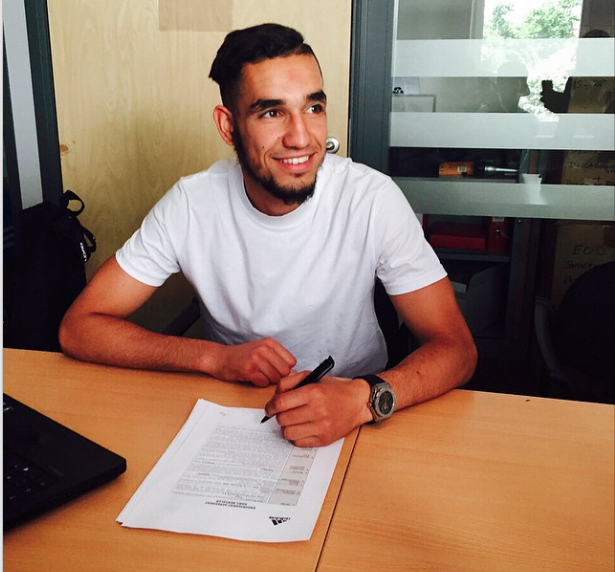 Nabil Bentaleb contract