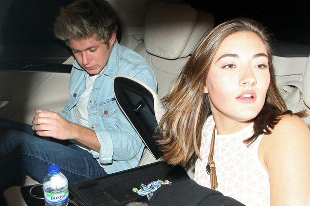 Niall Horan and Matilde-Mourinho