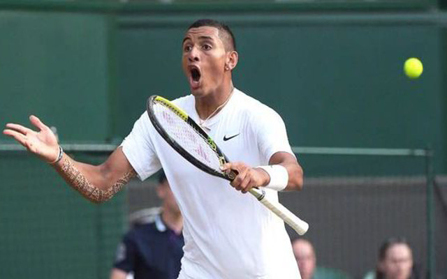 [Video] Wimbledon highlights & round-up day 1: Djokovic powers through but bad boy Kyrgios makes the headlines