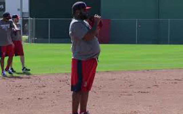Boston Red Sox 3B Pablo Sandoval benched for Instagram liking during game
