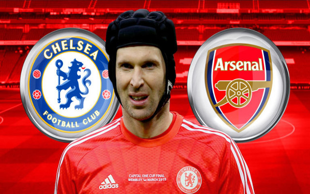Petr Cech Arsenal squad number REVEALED: Gunners signing to salute Chelsea career on new shirt