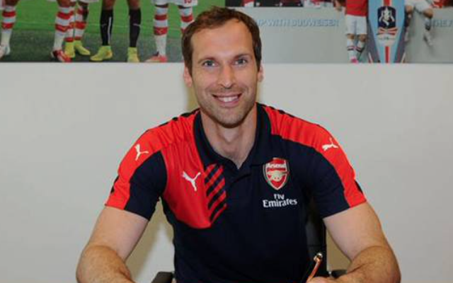 Cech writes EMOTIONAL goodbye letter to Chelsea fans after signing for RIVALS Arsenal