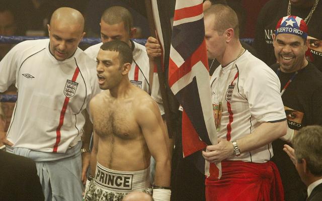 Boxing news: Prince Naseem Hamed unimpressed with British boxing