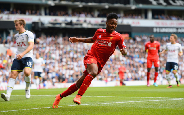 Sterling transfer saga FINALLY nears end as Liverpool leave winger behind to complete £45m move