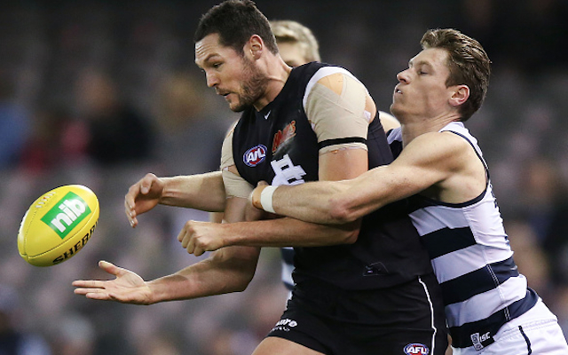 AFL news: Carlton lose ruckman for remainder of 2015 season