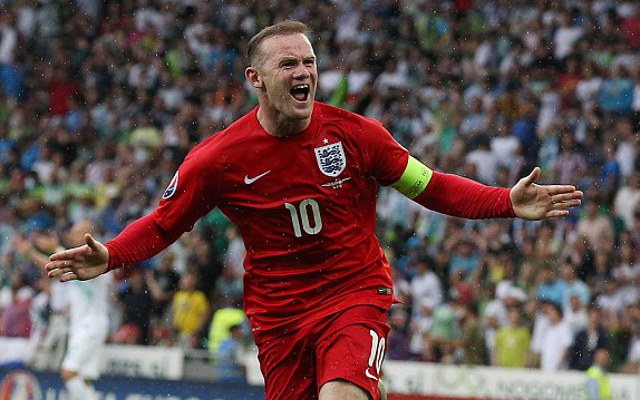 Twitter reacts with RAGE to Man United star Wayne Rooney's RECORD-SETTING Euro goal