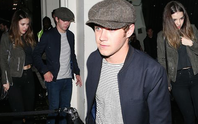Photos: One Direction's Niall Horan SPOTTED with teenage daughter of Chelsea boss Jose Mourinho!