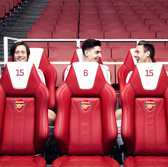 New Arsenal home shirt REVEALED: 2015-16 jersey looks great – photos