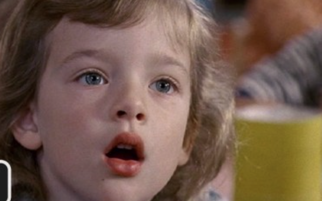 Which Arsenal star looks like THIS child actor in cute baby photo?