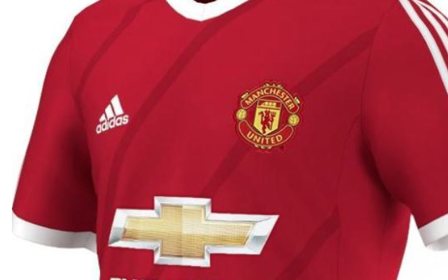 New Man United kit launched in XXXXXL size after complaints from fat fans
