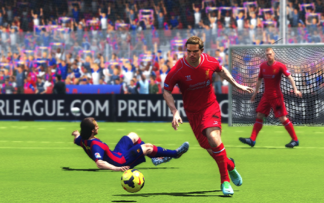 FIFA 16 cover: Liverpool's Jordan Henderson ahead of Chelsea & Man City stars in vote