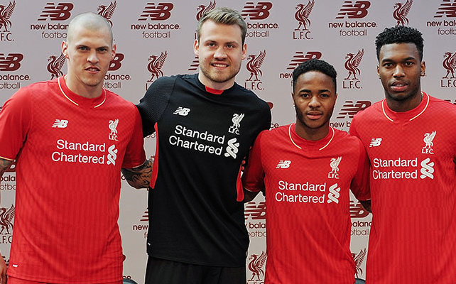 Premier League kits 2015-16: Arsenal shirt & CURSED Liverpool top among best jerseys OUT – photos