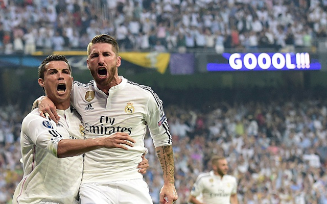 Man United transfer news: Sergio Ramos 'BETRAYAL', £25m Valencia star CLOSE, Angel di Maria LATEST