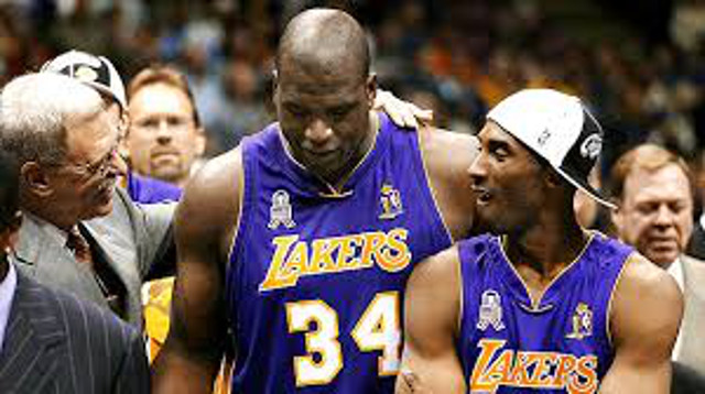 Shaquille O'Neal reveals he'd take LA Lakers teammate Kobe Bryant over LeBron James in prime