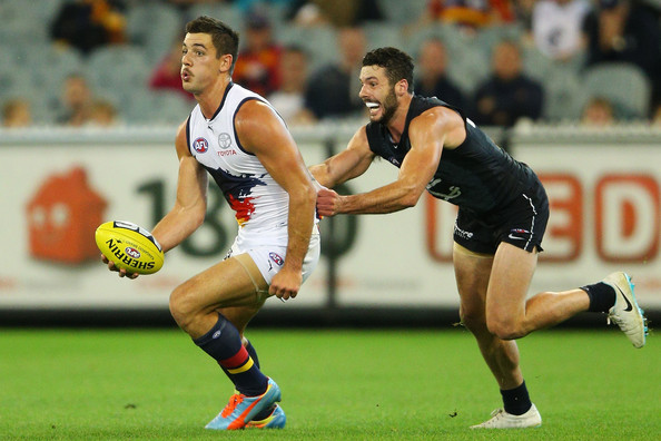 (Video) Carlton Blues v Adelaide Crows highlights: Crows win a thriller against brave Blues