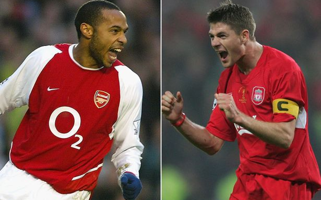 How would an all-time Premier League XI look without ANY Man Utd players? Arsenal & Chelsea legends dominate
