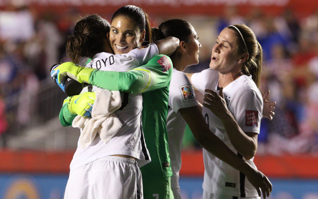 USA 2-0 Germany Women's World Cup video highlights: Carli Lloyd leads way to Final