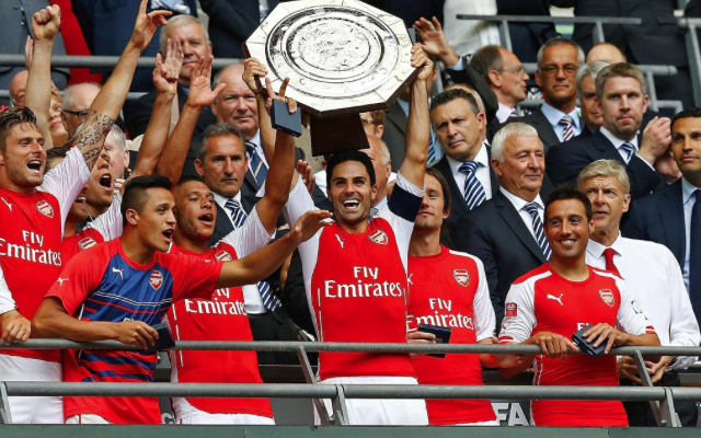 Arsenal predicted line up for Community Shield: Cech to face Chelsea, strike duo to miss out