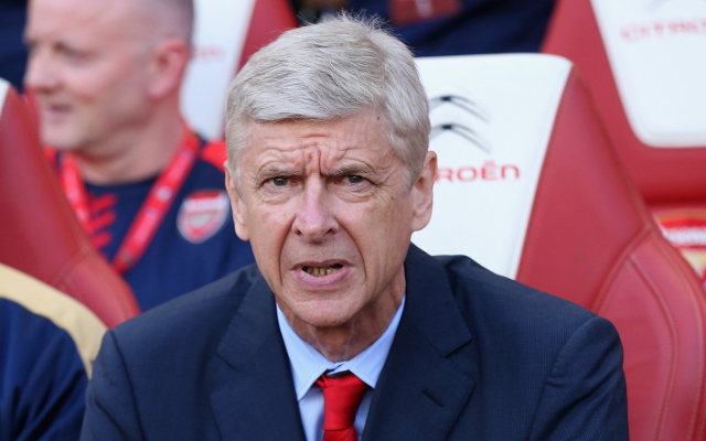 Arsenal boss CONFIRMS striker transfer hunt ahead of DEADLINE