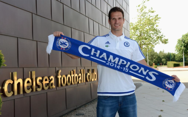 Photo PROVES £8m Chelsea signing is PERFECT no.2 goalkeeper