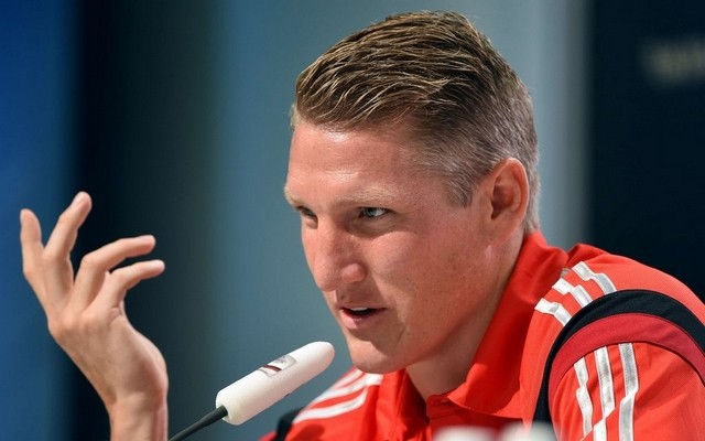 PHOTO: Bayern Munich says goodbye to IMMINENT Man United signing Bastian Schweinsteiger