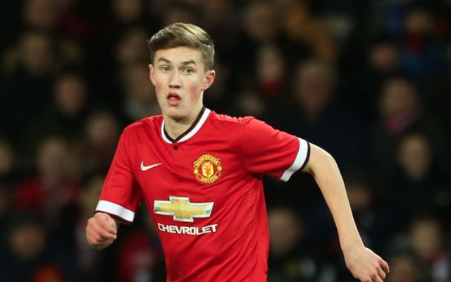 Teenage PRODIGY snubs Liverpool to sign four-year contract with RIVALS Man United