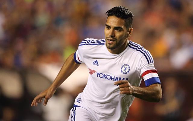 Chelsea skipper John Terry hails HUNGRY new signing Radamel Falcao