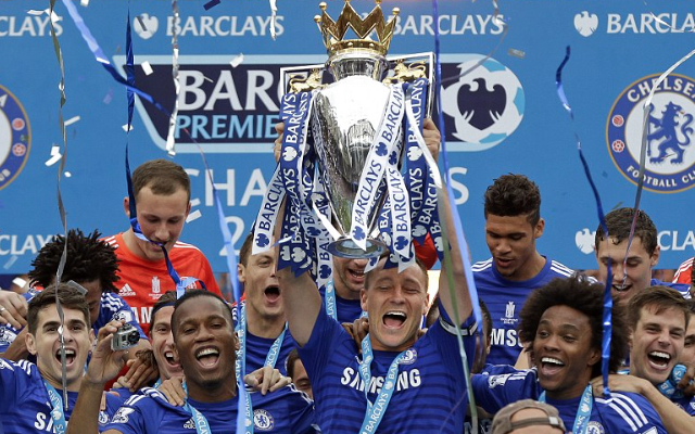 Five reasons Chelsea WILL dismiss Arsenal & Man United to win 2015-16 Premier League