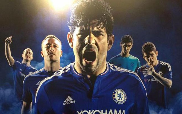 New Chelsea home shirt: OFFICIAL launch photo of 2015-16 kit LEAKED