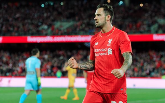 Liverpool striker PUMPED for Arsenal grudge-match