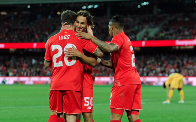 Adelaide United 0-2 Liverpool video highlights: Two new boys help Reds continue perfect pre-season