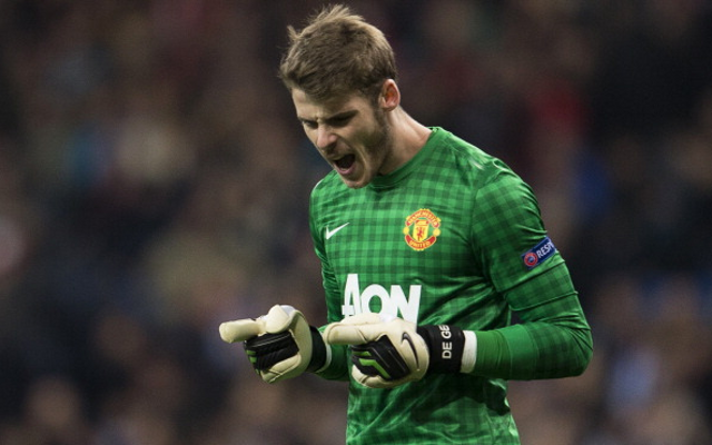 Man United keeper David de Gea says he's READY to face Liverpool