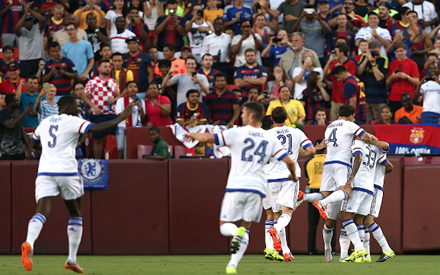 Video: Chelsea 2-2 Barcelona – Eden Hazard puts in MOTM performance as Blues win on penalties